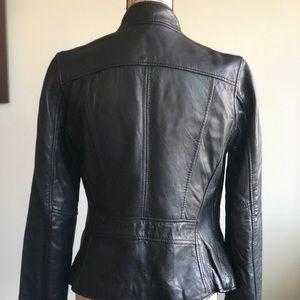 Michael Kors Jackets & Coats - Michael Kors Genuine leather jacket